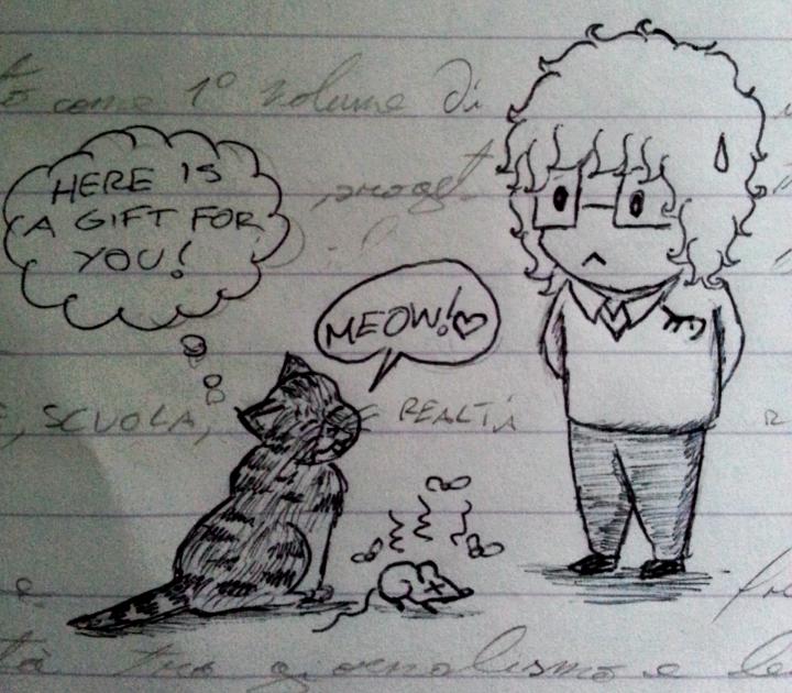 Happy B-Day, Edo! - Latest sketch